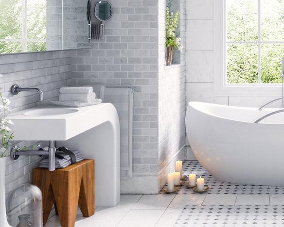 Rénovation de salle de bain du côté de Quint-Fonsegrives